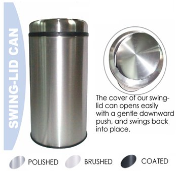Swing-Lid Can
